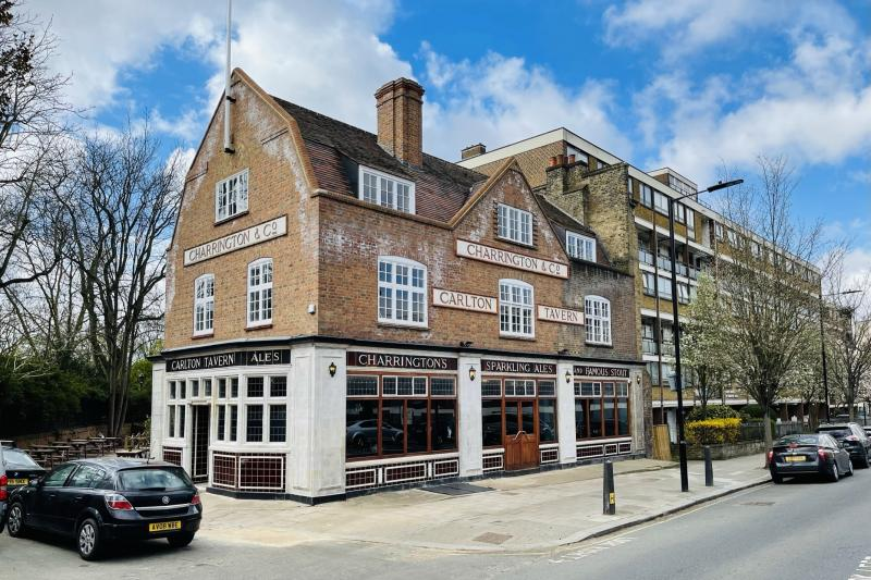 Developers knocked down the Carlton Tavern in Maida Vale, London, in 2015 with plans to put up luxury apartments in its place. Community activists filed suit and the developer was forced to rebuild the pub brick for brick.