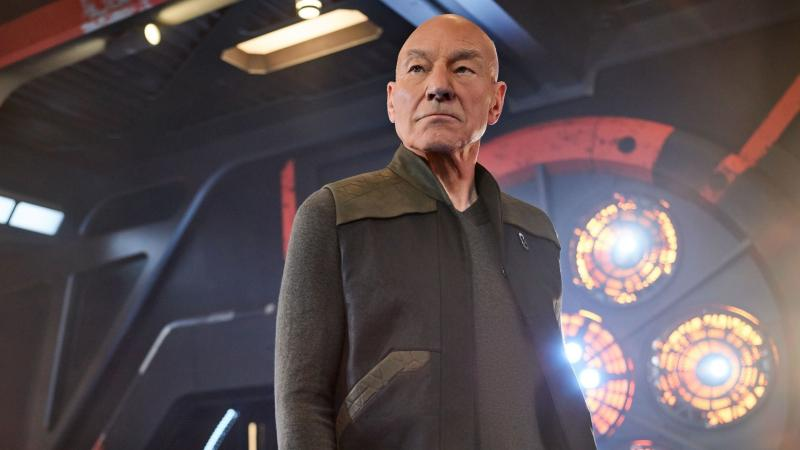 Patrick Stewart is back as Jean-Luc Picard on the CBS All Access series Star Trek: Picard.