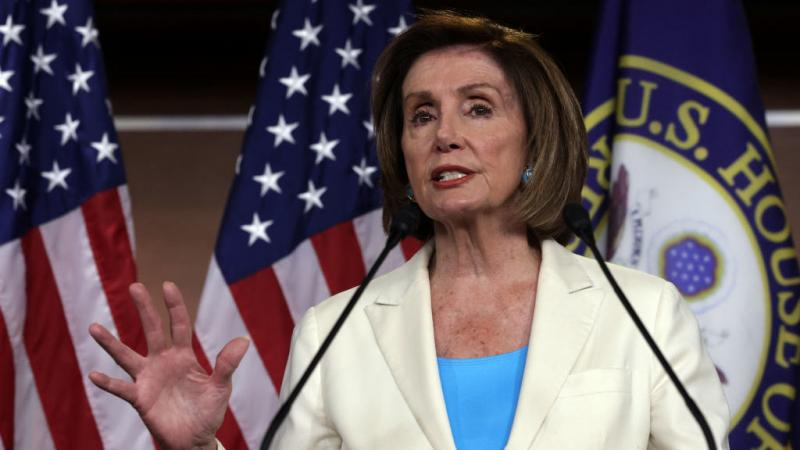 House Speaker Nancy Pelosi, D-Calif., pictured on July 1, has rejected two of the five members nominated by Minority Leader Kevin McCarthy to serve on the Jan. 6 select committee to investigate the U.S. Capitol riot.