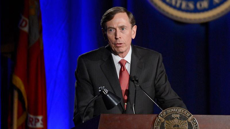 Former CIA Director and retired Gen. David Petraeus was sentenced Thursday to two years of probation and must pay a $100,000 fine.