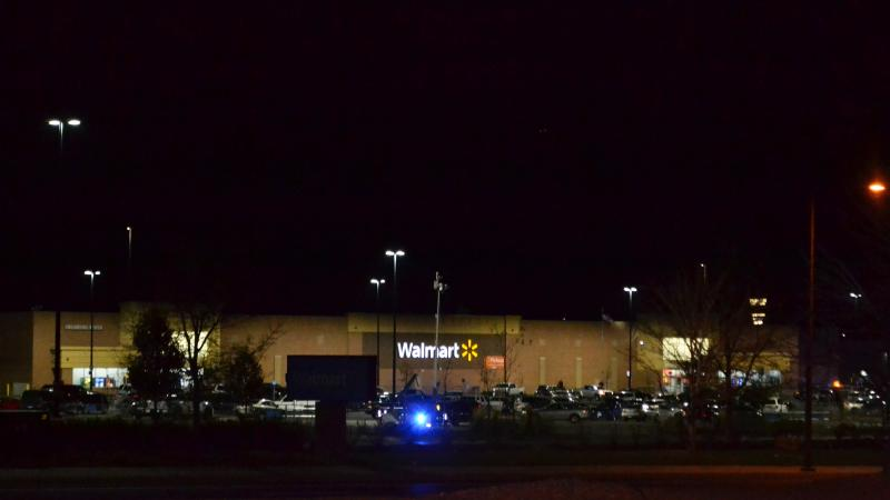 Three people were shot dead in a Thornton, Colo., Walmart on Wednesday night, and police arrested the suspected gunman one day later.