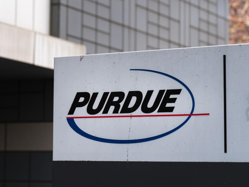 Purdue Pharma headquarters in Stamford, Conn., in 2019. Purdue Pharma, the maker of OxyContin, and its owners, the Sackler family, have faced hundreds of lawsuits over the company's alleged role in the opioid epidemic that has killed more than 200,000 Ame