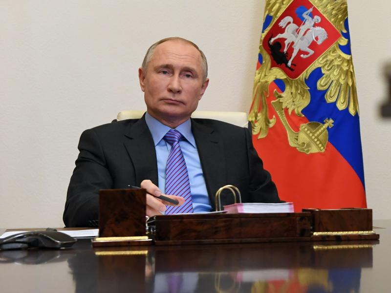 "Russian President Vladimir Putin told U.S. President-elect Joe Biden, ""For my part, I am ready for interaction and contacts with you,"" according to the Kremlin."