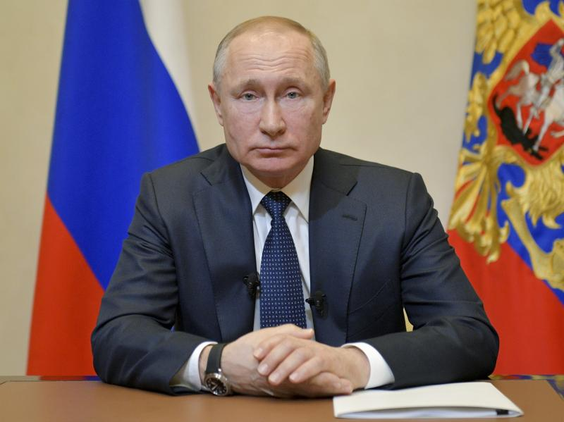 Russian President Vladimir Putin has postponed a nationwide vote on proposed constitutional amendments that include a change that could allow him to seek another term in power.