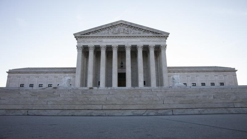 """In a 5-4 decision, the Supreme Court upheld President Trump's travel ban. The court's majority ruled the ban is """"squarely within the scope of Presidential authority under the INA,'"""" referring to the Immigration and Nationality Act."""