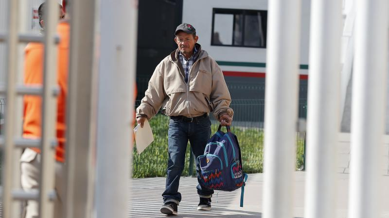 In late January, Carlos Catarldo Gomez of Honduras was the first person returned to Mexico to wait for his asylum trial date. The Trump administration announced on Tuesday that this program, dubbed 'Migrant Protection Protocols,' will expand from San Dieg