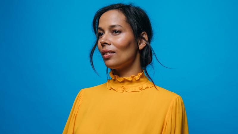 Rhiannon Giddens' new track for Morning Edition's Song Project series describes her feelings of emotional whiplash during the COVID-19 era.