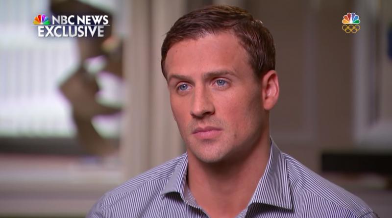 Matt Lauer Rio >> Ryan Lochte To NBC's Matt Lauer On Rio Incident: 'I Was Immature' | 88.5 WFDD