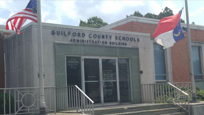 Reports: Man Arrested At Greensboro High School Had 'Hit
