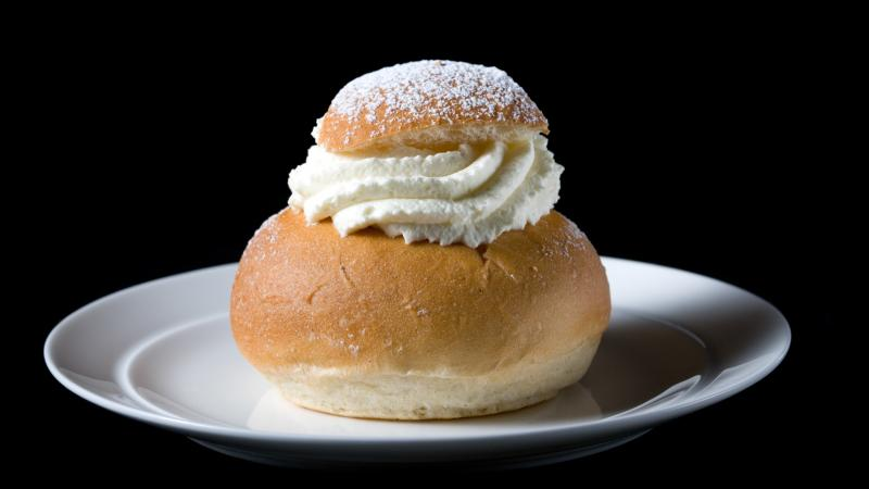 While much of the world gorges on pancakes for Fat Tuesday, the semla is the go-to delicacy of the North, traditionally devoured just before Lent. It takes various forms (and names) throughout Scandinavia.