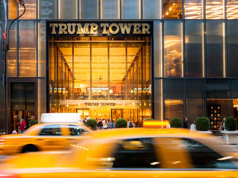 The June 9, 2016, meeting at Trump Tower is one of several known contacts between Trump campaign workers and people connected with the Russian government.