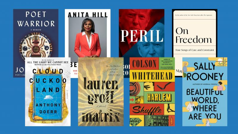 NPR Books looks ahead to September releases.