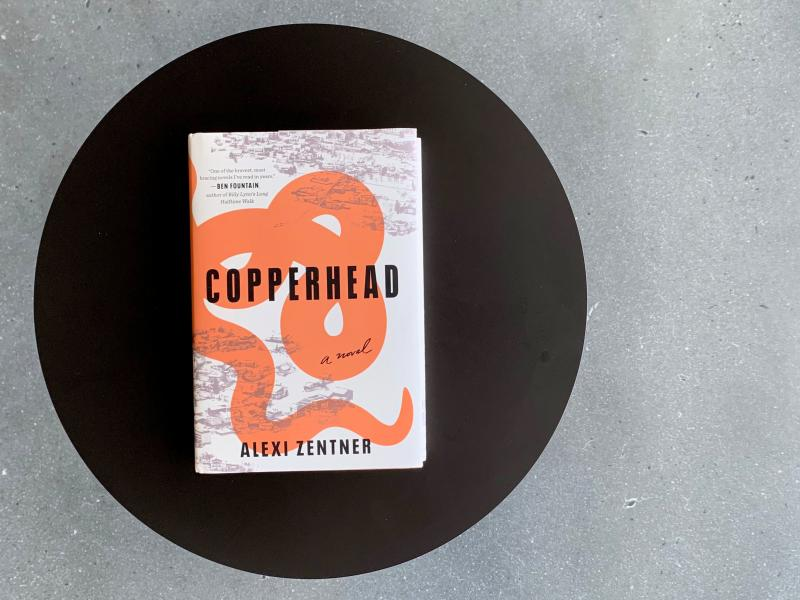Copperhead by Alexi Zentner