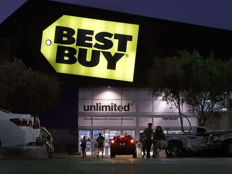 Best Buy and other retailers use a third-party organization, The Retail Equation, to determine whether a consumer should be authorized to make returns.