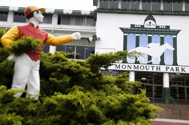 Now that New Jersey can allow sports betting, Monmouth Park in Oceanport has set up a sportsbook operation and plans to start taking bets later this week.