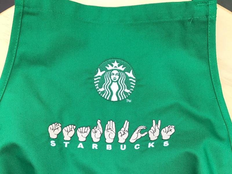 Starbucks is opening it's first deaf-friendly store in the U.S., where employees will be versed in American sign language and stores will be designed to better serve deaf people.