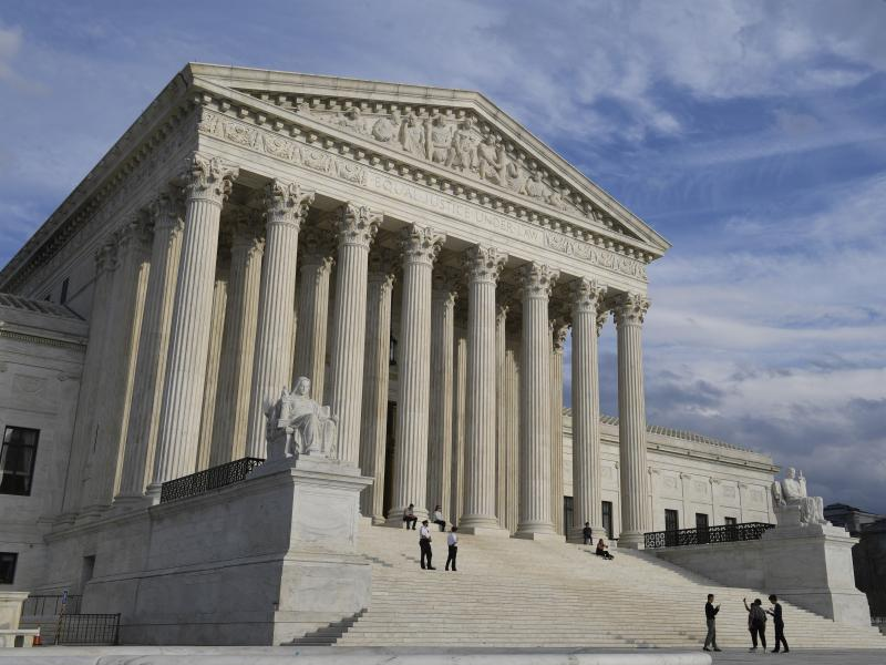 The Supreme Court justices are hearing oral arguments Tuesday over the citizenship question the Trump administration wants to add to forms for the 2020 census.