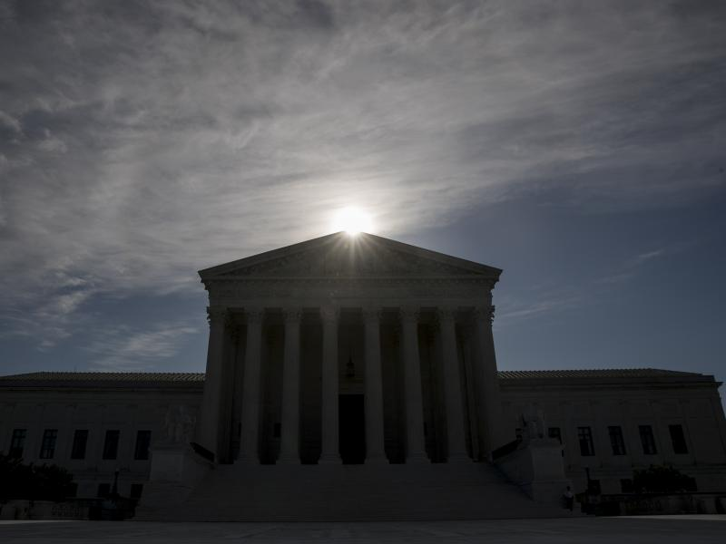 The Supreme Court heard arguments Monday in a case involving the Trump administration's desire to exclude undocumented immigrants from a key census count.