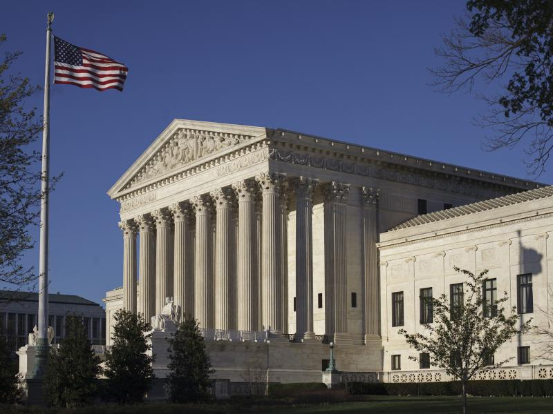 Supreme Court justices heard arguments in a case that asked whether the court's previous decision to bar non-unanimous jury convictions in criminal trials can be applied retroactively.