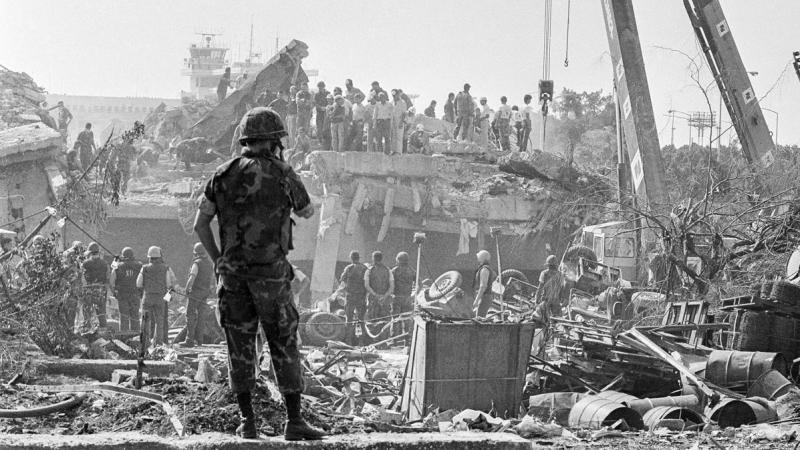 Image result for hezbollah 1983