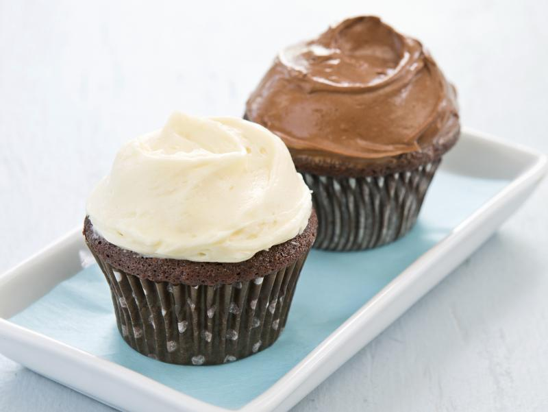 Dark Chocolate Cupcakes