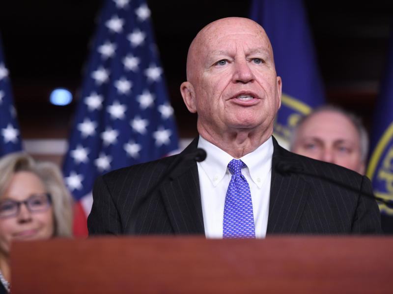 House Republican Rep. Kevin Brady announced Tuesday night that he had tested positive for the coronavirus. More than 50 members of Congress have contracted the virus so far.