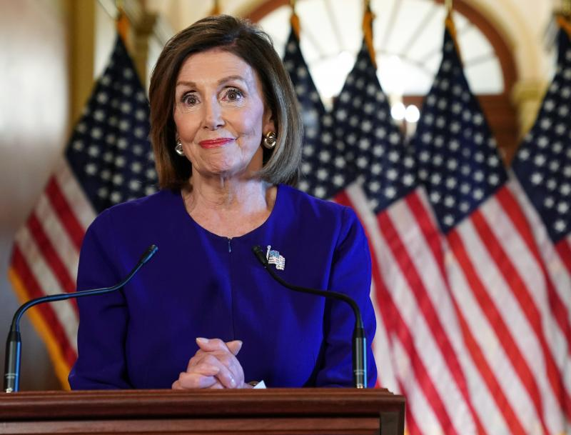 House Democratic Leadership Discusses Possible Impeachment Proceedings