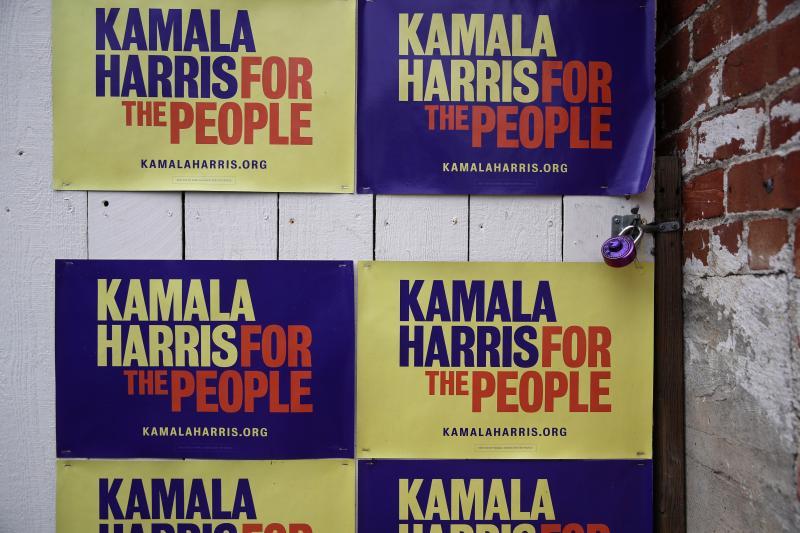 Sen. Kamala Harris (D-CA) Drops Out Of 2020 Presidential Race