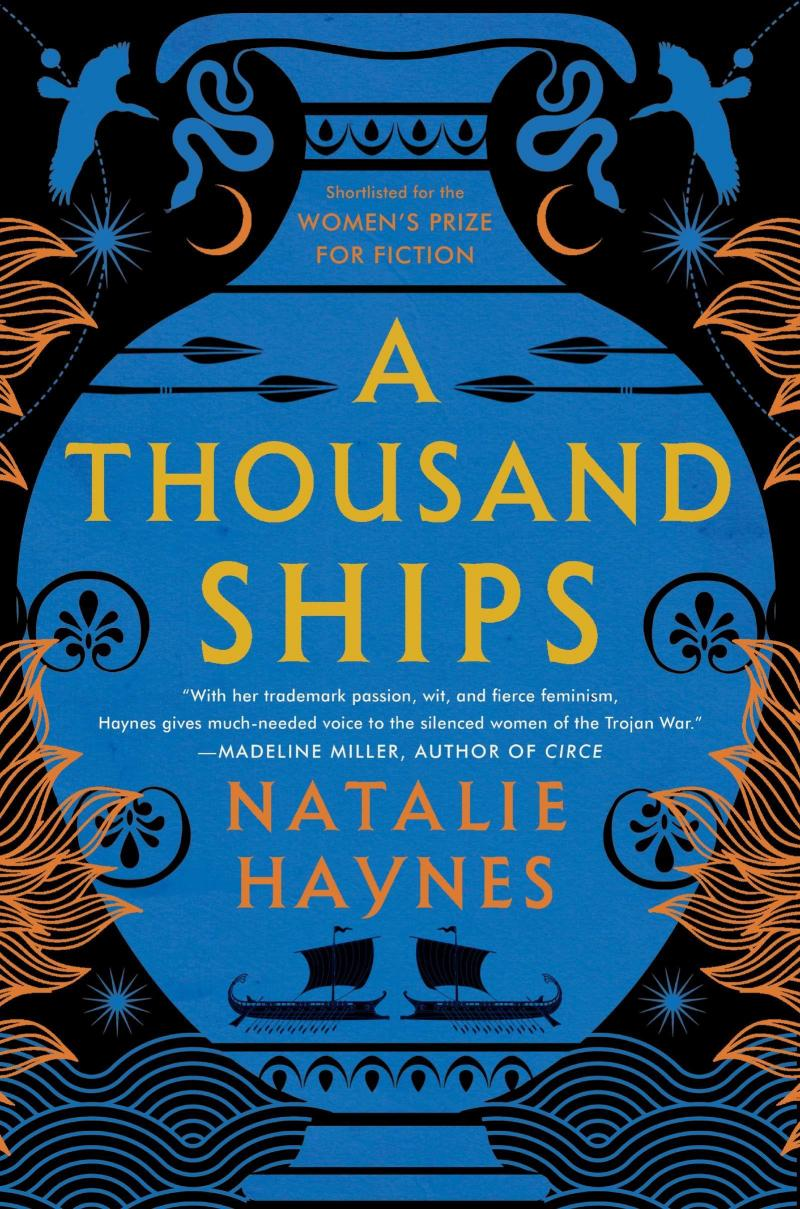 A Thousand Ships, by Natalie Haynes
