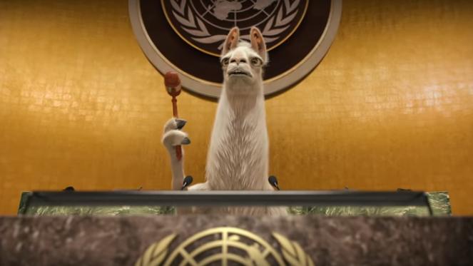 Global Goals ad