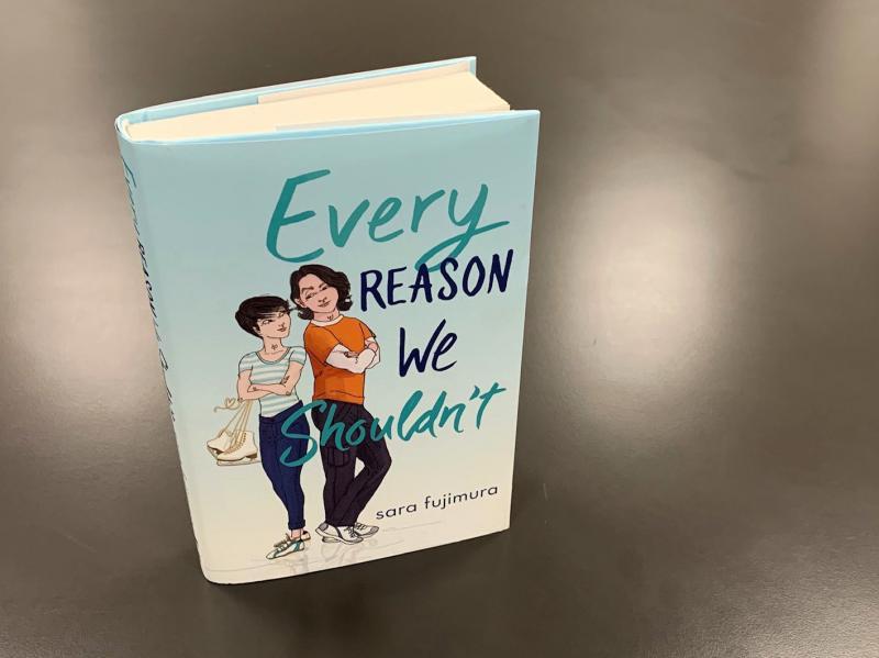Every Reason We Shouldn't, by Sara Fujimura