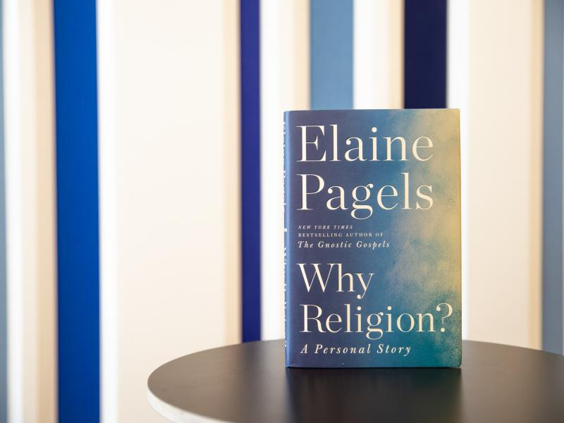 Why Religion?: A Personal Story, by Elaine Pagels