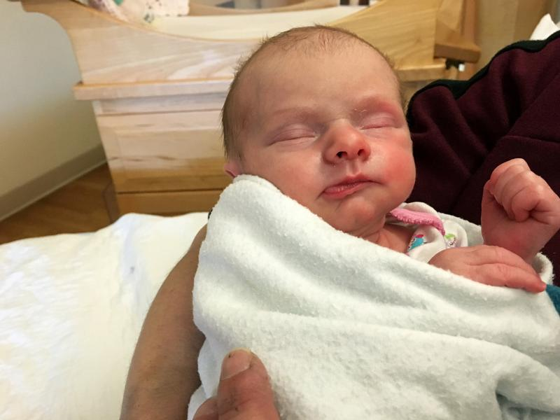Doctors are trying to slowly wean Lexi from her dependence on methadone. She's just 2 weeks old. Under a doctor's advice, her mom took methadone while pregnant, to help kick a heroin habit.