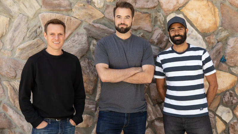 San Francisco-based Hamish McKenzie, Chris Best and Jairaj Sethi are the co-founders of the email newsletter platform Substack, which has seen its active writers more than double since the start of the pandemic.