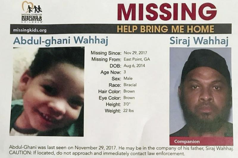 Officials confirmed on Thursday that the remains of a toddler found in a New Mexico compound are those of the missing Georgia child.
