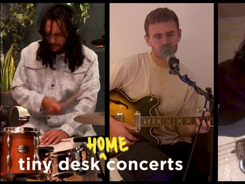 Tom Misch and Yussef Dayes play a Tiny Desk (home) concert.