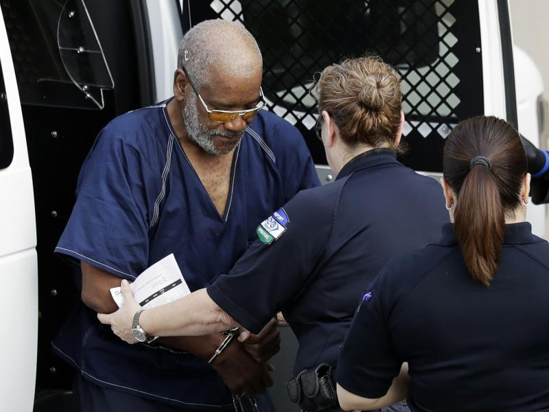 Truck driver James Matthew Bradley Jr. was sentenced to life in prison without parole on Friday. Officers found 39 immigrants inside a vehicle that he was driving in July 2017. Ten of the passengers died.