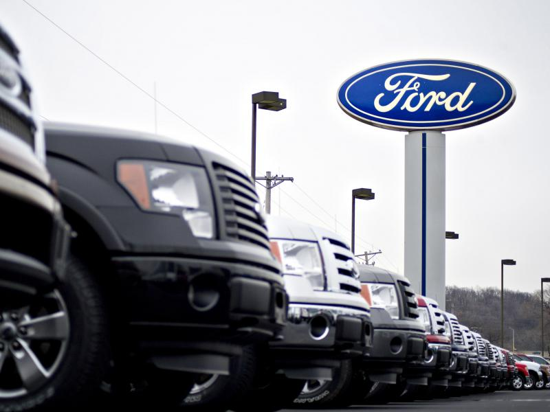 Ford Motor Co., BMW, Honda and Volkswagen received letters from the Justice Department about a deal they entered with California earlier this year for reducing vehicle emissions.
