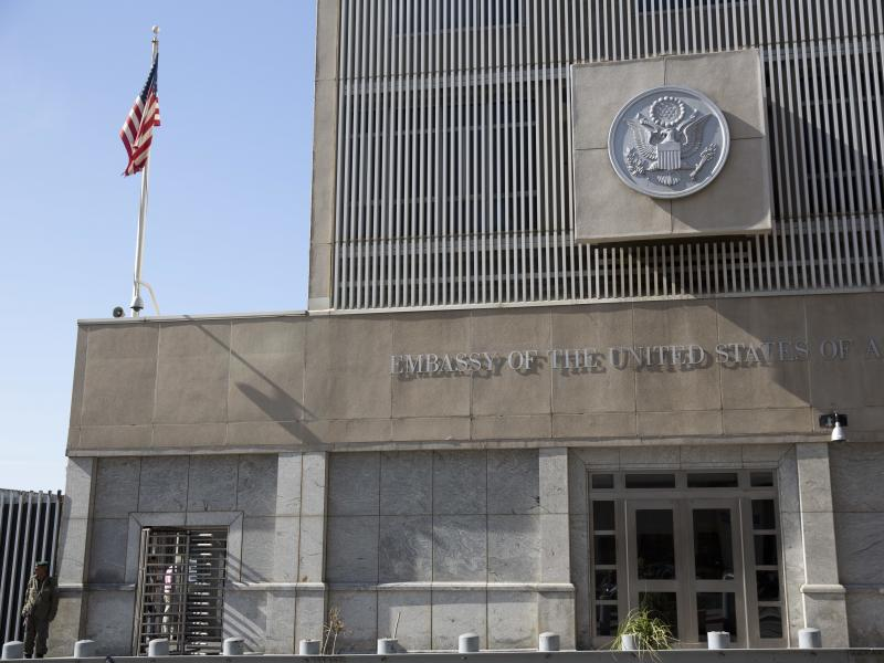 The location of the U.S. Embassy in Israel, which will stay in Tel Aviv for now, is not a big concern to the average Israeli.