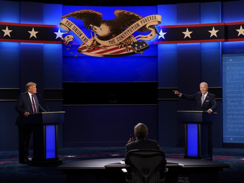presidential debate - photo #30