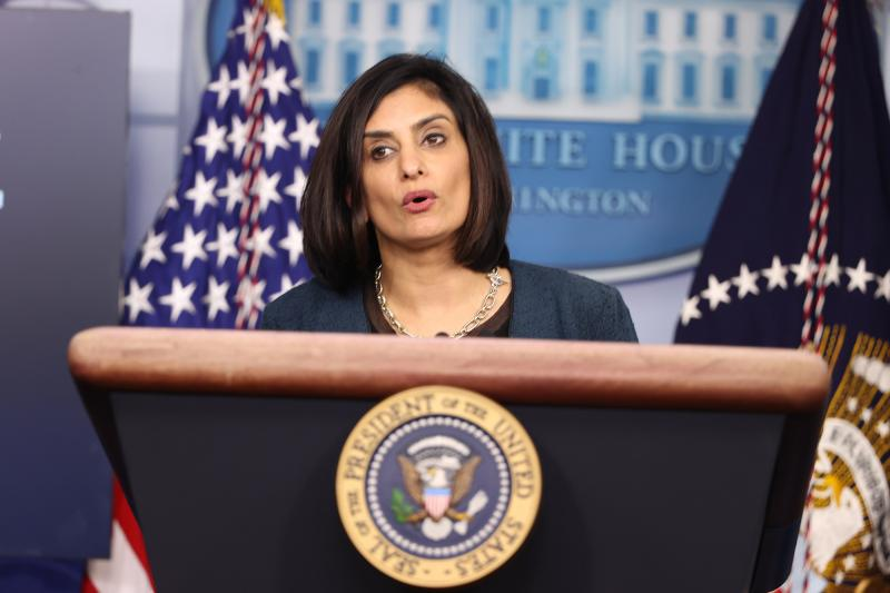 """Seema Verma, chief administrator of the Centers for Medicare & Medicaid Services, says the changes in the way Medicaid is funded and regulated in Tennessee """"could be a national model moving forward."""""""