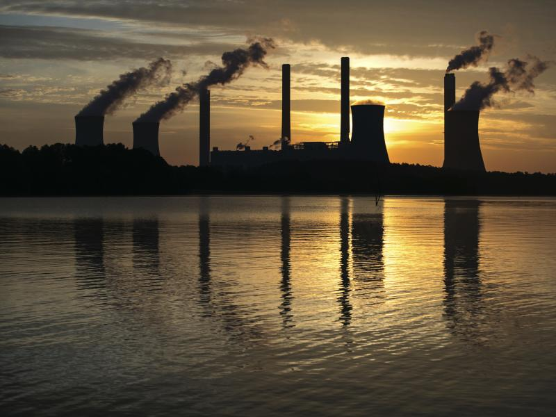 The Trump administration wants to ease an Obama-era rule that required coal plants to use expensive technology to control carbon emissions.