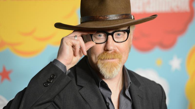Adam Savage, the former co-host of MythBusters, has a new show, MythBusters Jr., featuring six young experts in engineering, welding, astrophysics and design.