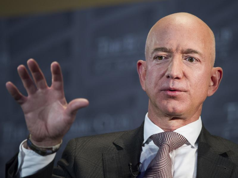 The phone of Jeff Bezos, Amazon CEO and owner of The Washington Post, reportedly was hacked via a WhatsApp account owned by Saudi Crown Prince Mohammed bin Salman.