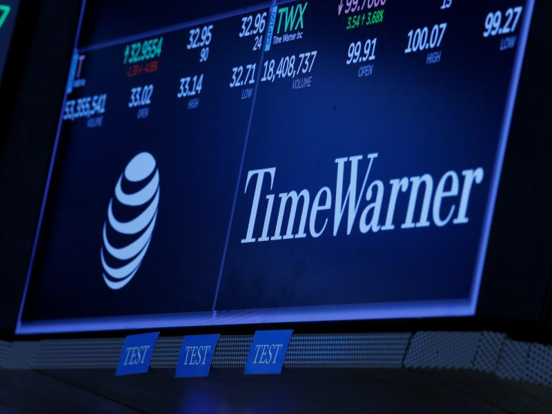 Federal lawyers contended that a combined AT&T and Time Warner would be too large and powerful.