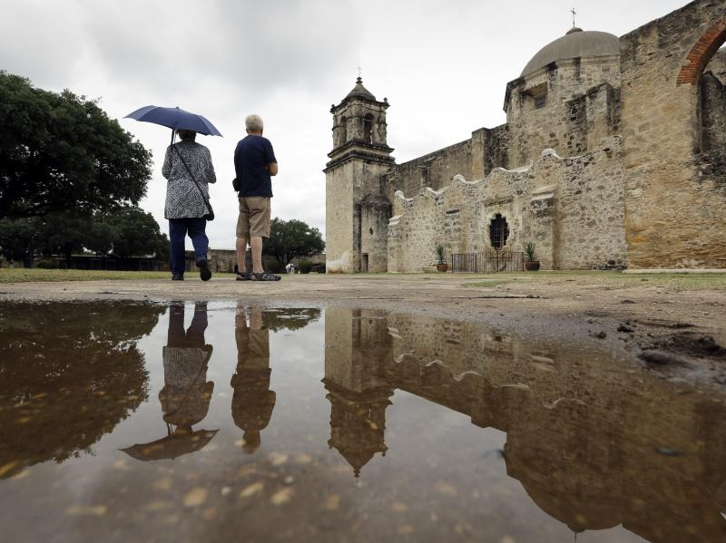 "Mission San Jose, one of five missions in San Antonio designated by UNESCO as a World Heritage Site. The cultural aid agency has designated more than 1,000 such sites around the world — including more than 20 in the U.S. — to celebrate their ""outstand"