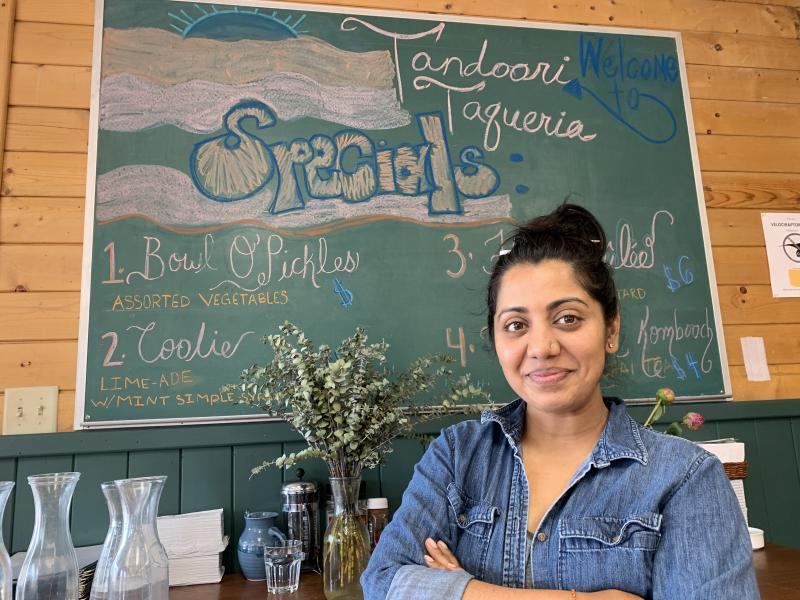 Five years ago, Ripple Desai opened the Tandoori Taqueria in her hometown of Panguitch, Utah, tapping into a growing tourist market.