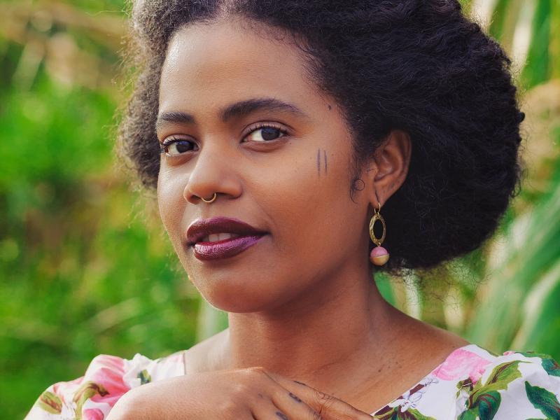 Author Akwaeke Emezi