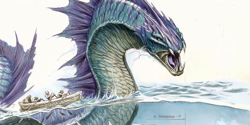 Voyage of the Basilisk cover art