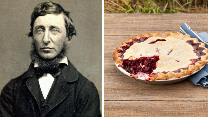Did Thoreau steal pies off neighbors' windowsills? The myth persists.
